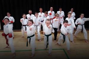 Karate in Alloa & Stirling